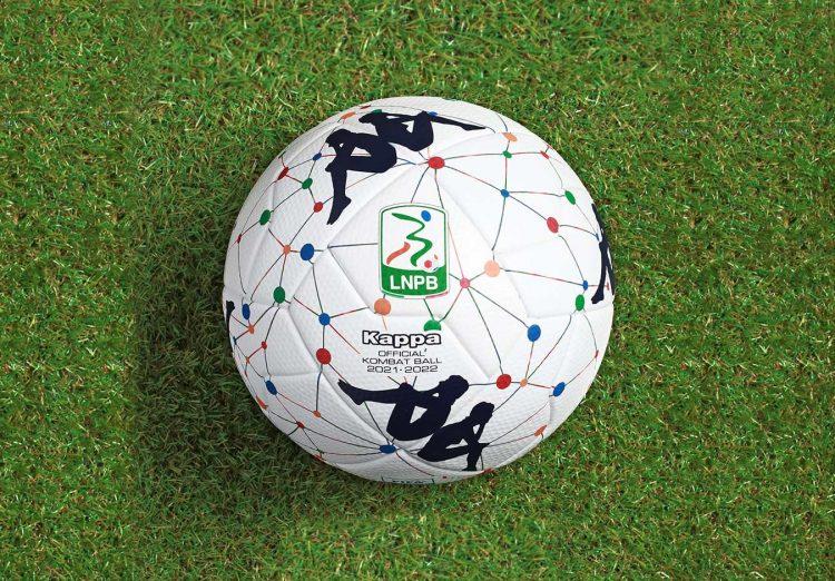 Pallone Serie B 2021-2022
