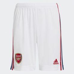 Pantaloncini Arsenal 2021-2022 bianchi