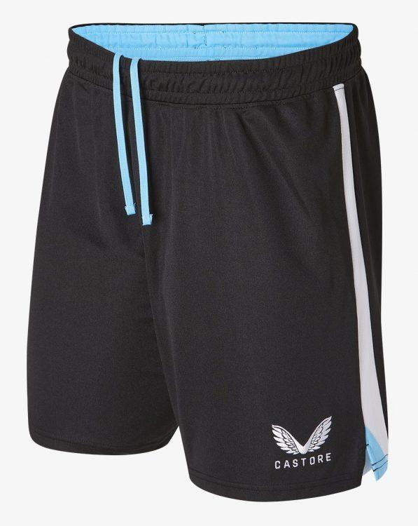 Pantaloncini Newcastle neri 2021-2022