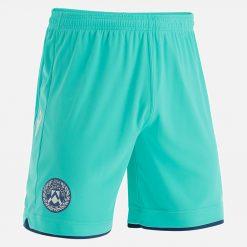 Pantaloncini Udinese away turchese 2021-2022