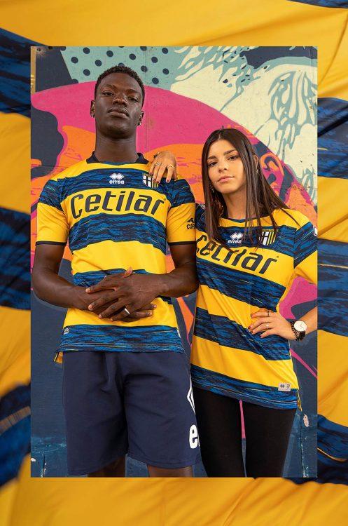 Parma away kit 2021-2022