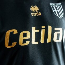 Sponsor Cetilar Parma dorato
