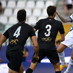Numeri argento maglia Parma black