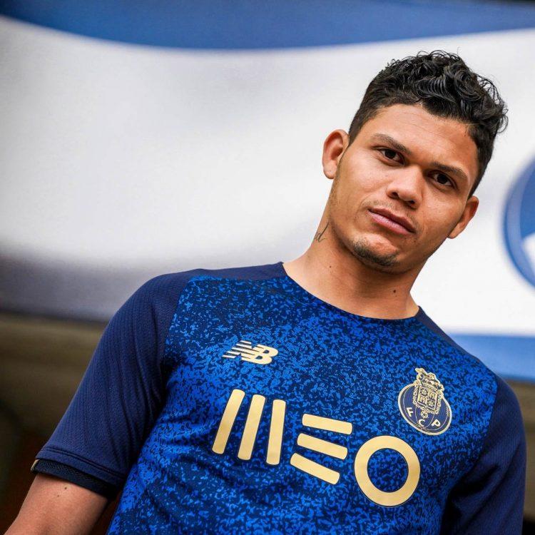 Grafica seconda maglia Porto New Balance