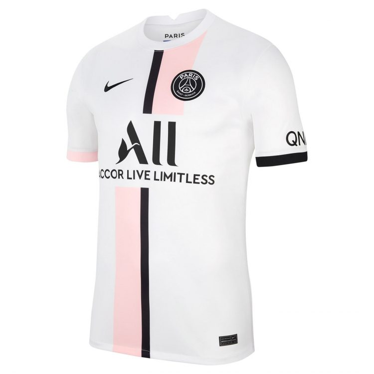 Seconda maglia PSG 2021-2022