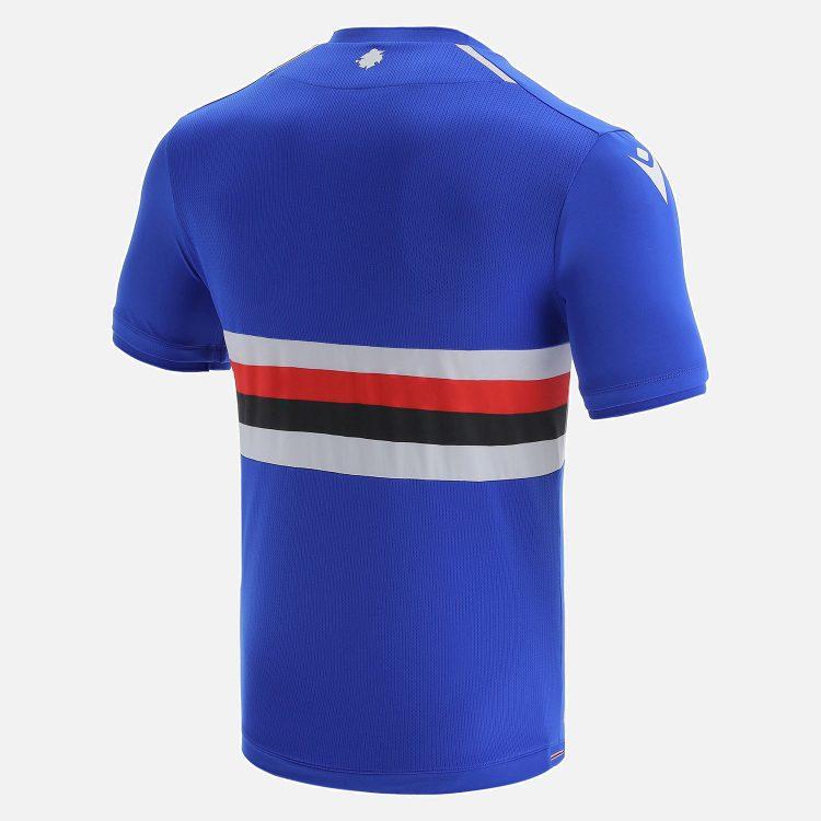 Retro prima maglia Sampdoria 2021-22