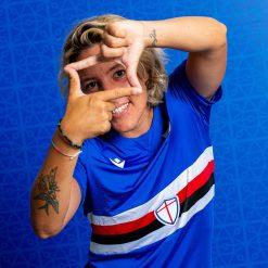 Sampdoria kit home 2021-2022