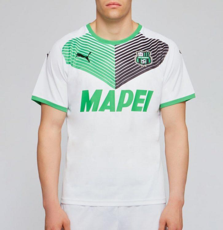Seconda maglia Sassuolo 2021-2022 Puma
