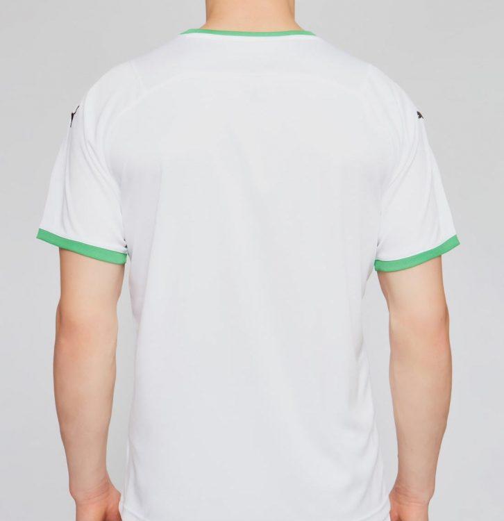Retro seconda maglia Sassuolo bianca