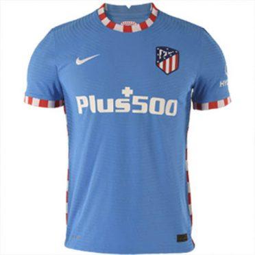 Terza maglia Atletico Madrid 2021-22