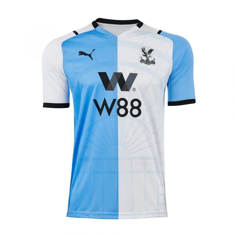 Terza maglia Crystal Palace 2021-22