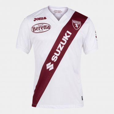 Seconda maglia Torino 2021-2022 con banda diagonale