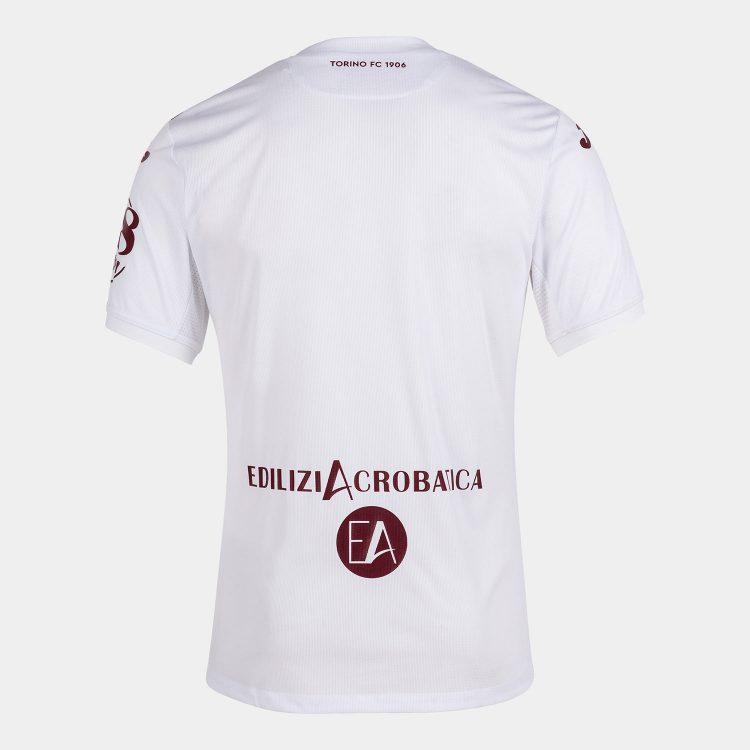 Seconda maglia Torino 2021-2022 Joma