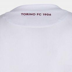 Particolare retro maglia trasferta Torino
