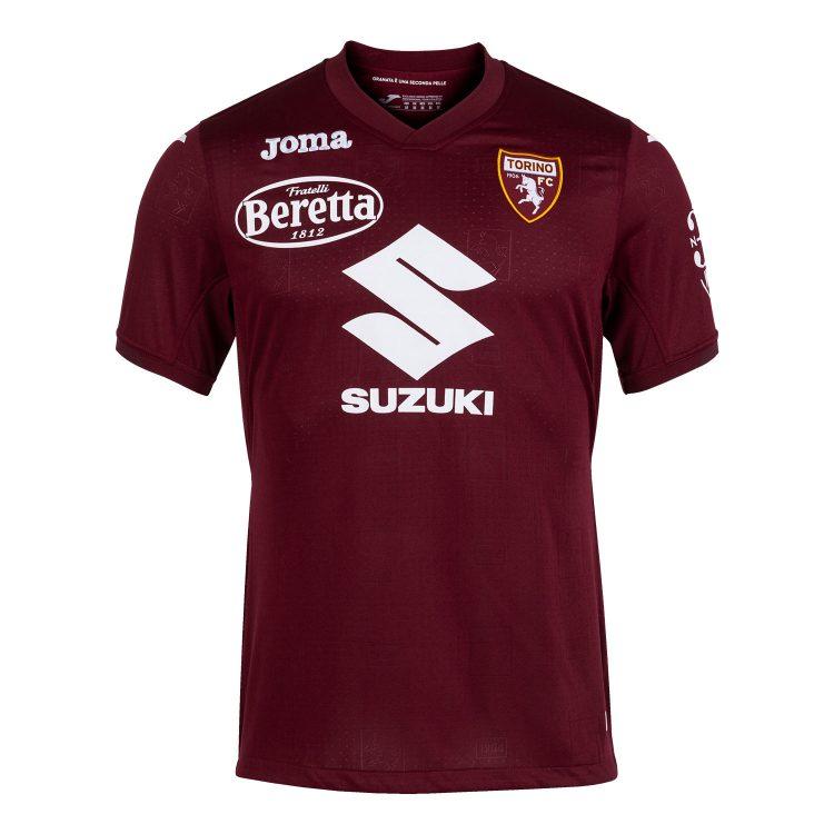 Maglia Torino 2021-2022 granata