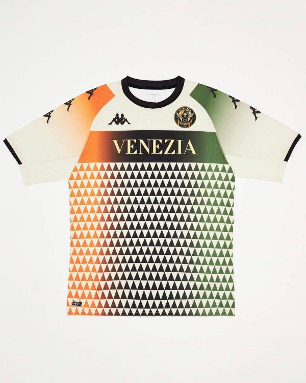 Seconda maglia Venezia 2021-2022 Kappa