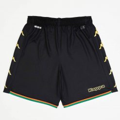 Pantaloncini Venezia neri 2021-22 retro