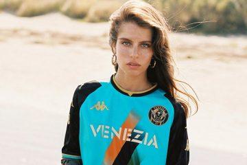 La nuova terza maglia del Venezia 2021-2022