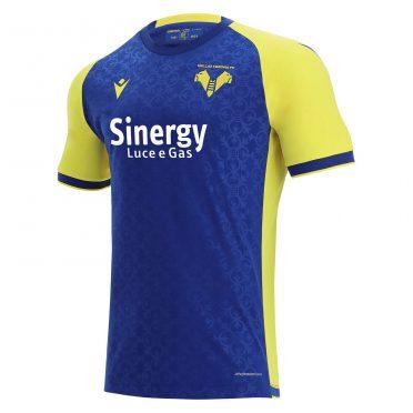Nuova maglia Hellas Verona 2021-2022