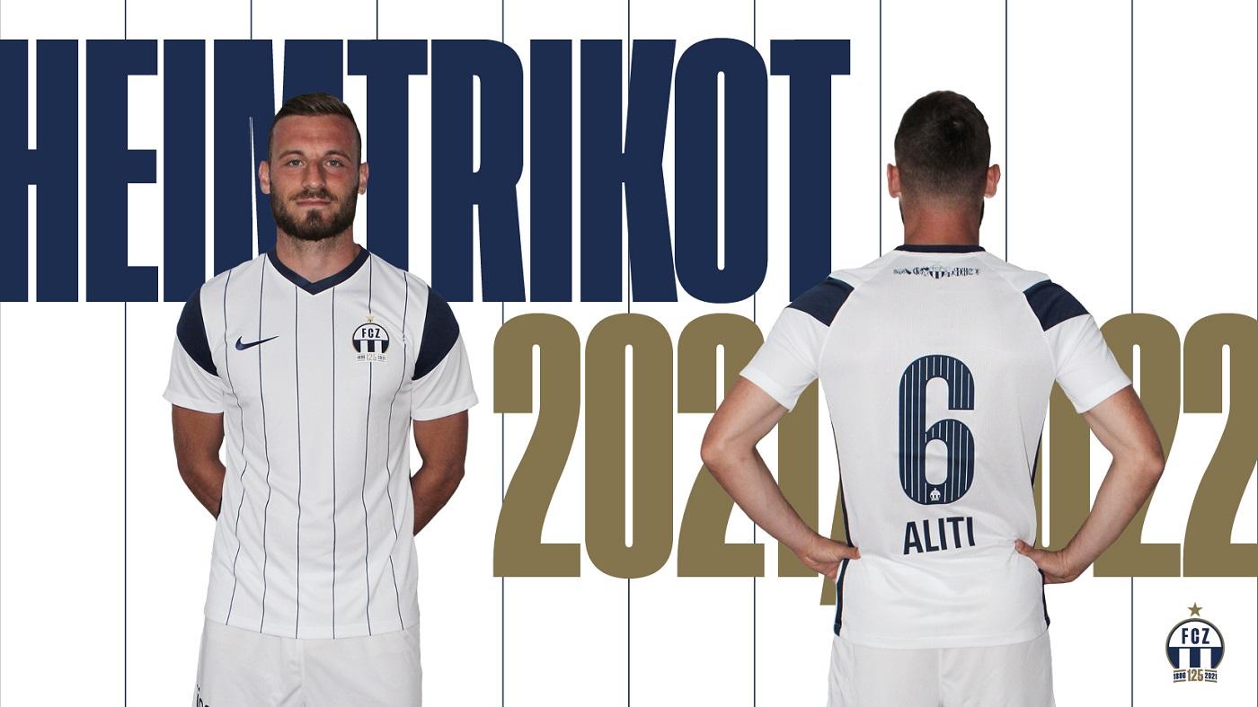 Le maglie dello Zurigo 2021-2022