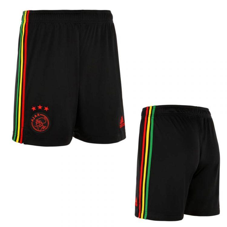 Ajax pantaloncini Bob Marley
