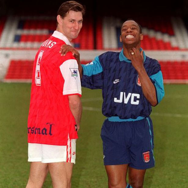 Arsenal maglie 1994-95