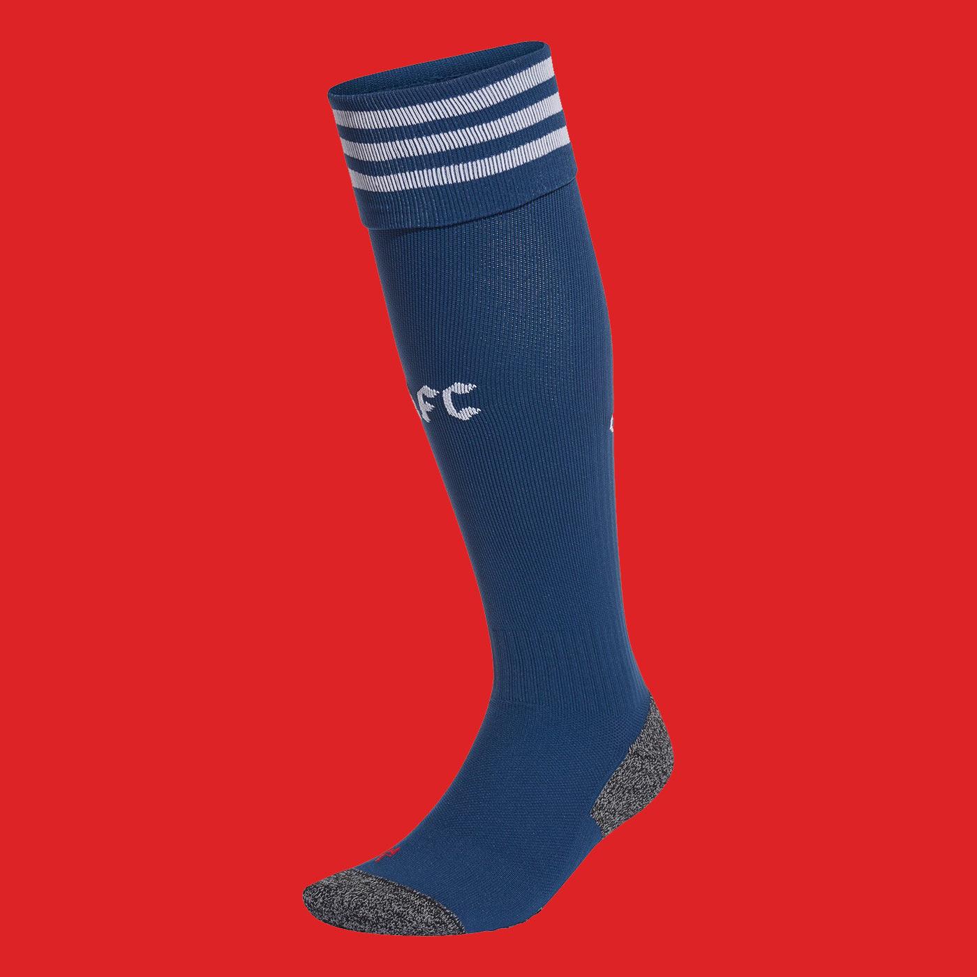 Calzettoni Arsenal blu 2021-22
