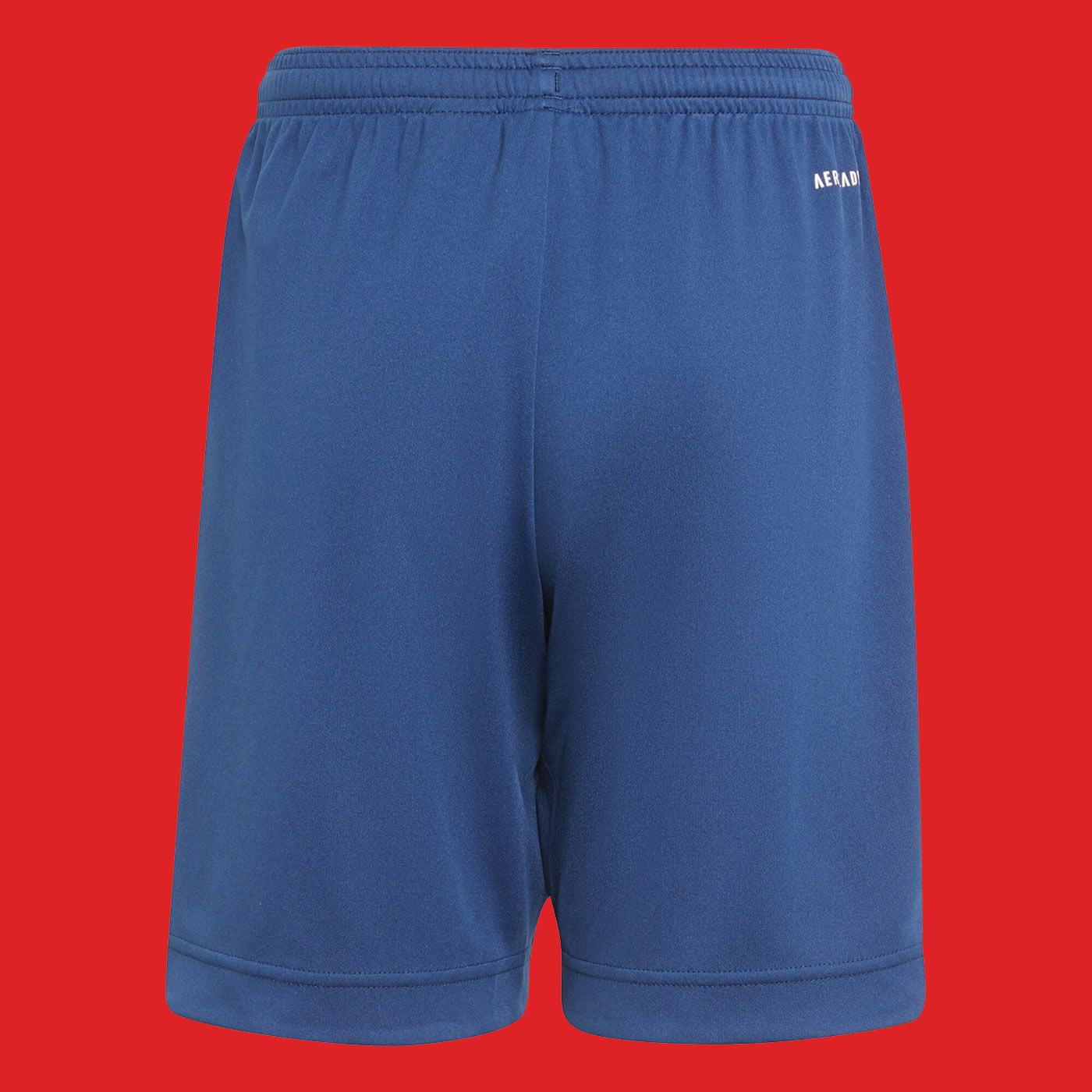 Pantaloncini blu Arsenal 2021-2022 terza divisa