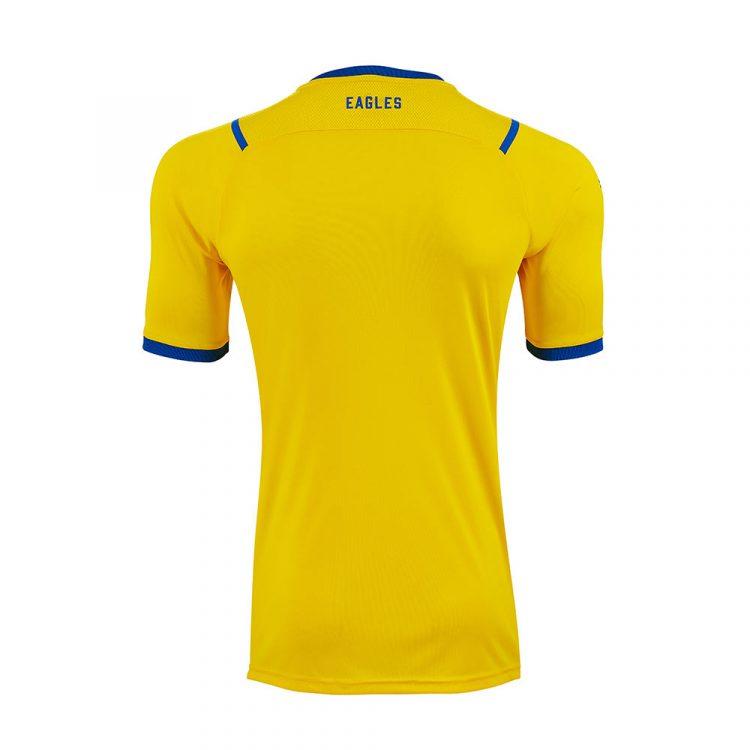 Seconda maglia Crystal Palace 2021-2022 retro