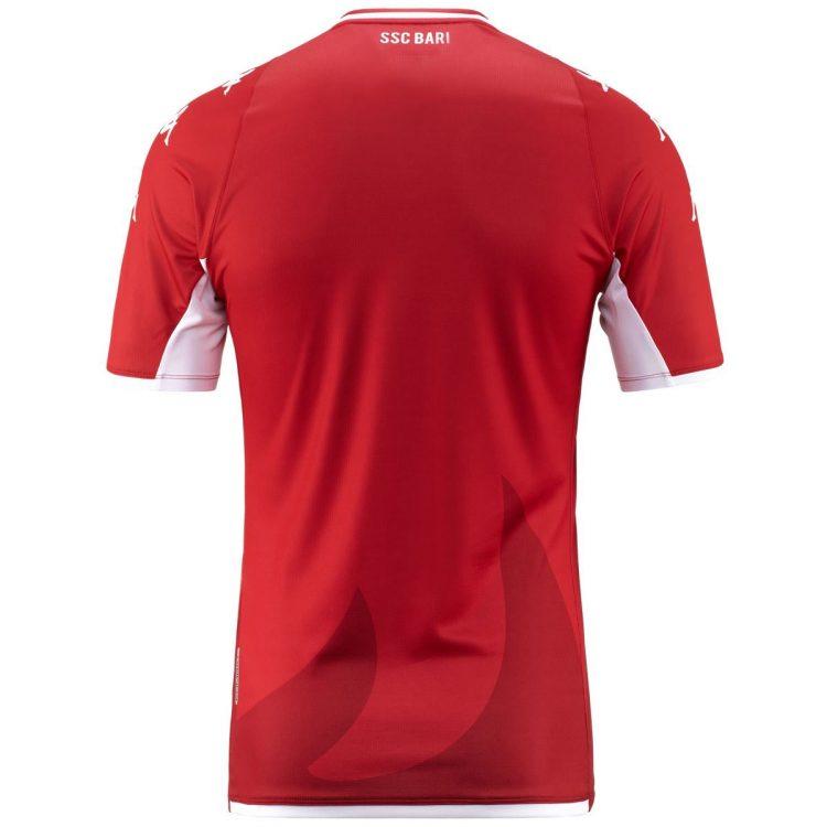 Retro seconda maglia Bari rossa
