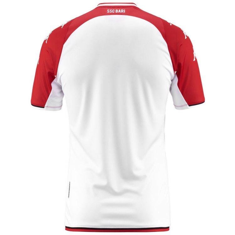Retro prima maglia Bari 2021-22
