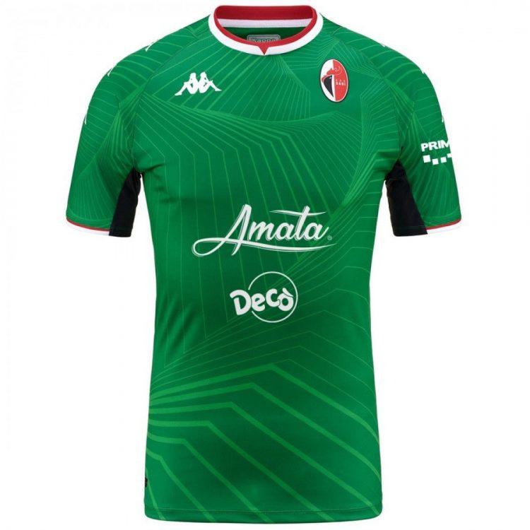 Terza maglia Bari verde 2021-2022