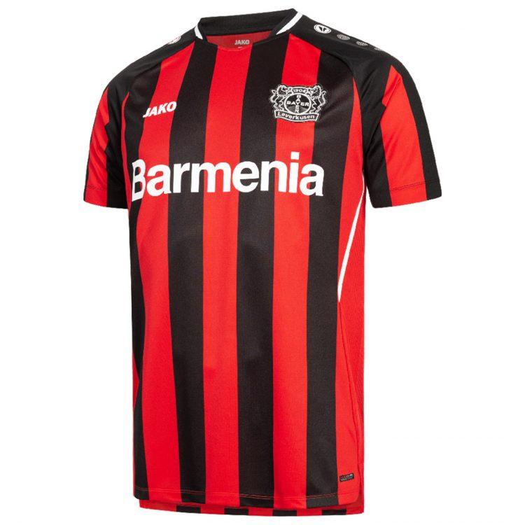 Bayer Leverkusen maglia 2021-2022 Jako