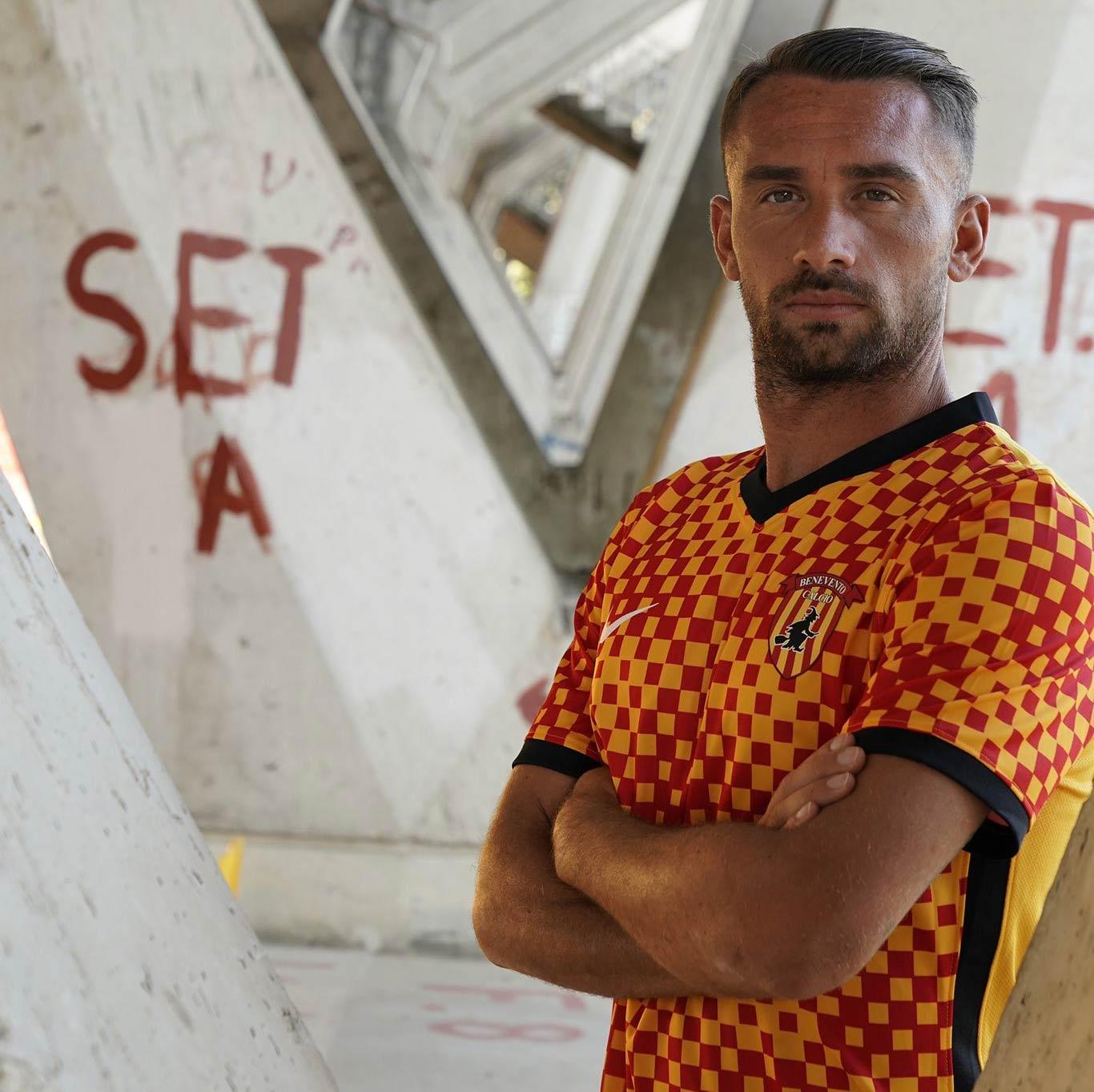 Maglia Benevento 2021-2022 Nike