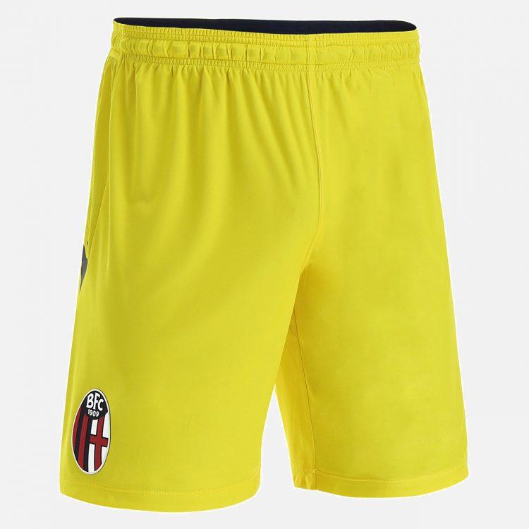 Pantaloncini gialli Bologna 2021-2022