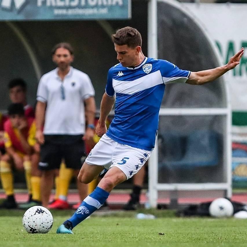 Kit Brescia home 2021-2022