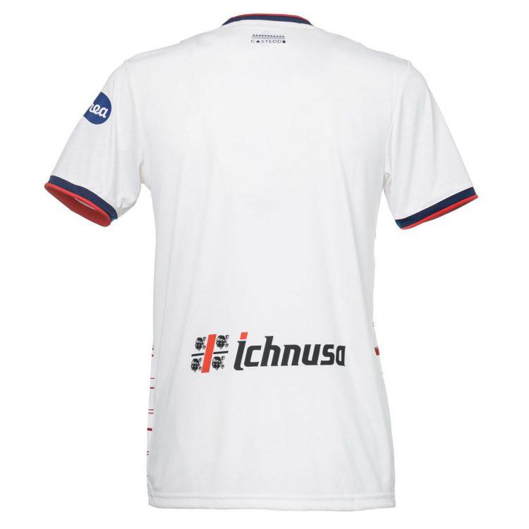 Seconda maglia Cagliari 2021-2022 Adidas