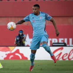 Divisa celeste Cagliari 2021-2022
