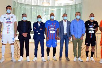 Nuove maglie Catania Nike 2021-2022