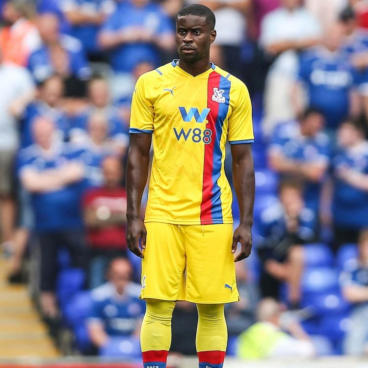 Kit Crystal Palace 2021-2022 away