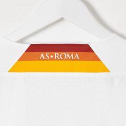 Retro collo maglia Roma away