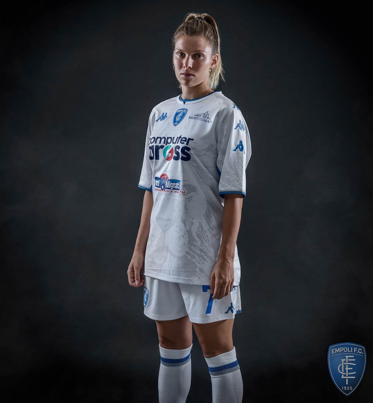 Divisa away Empoli 2021-2022 Serie A