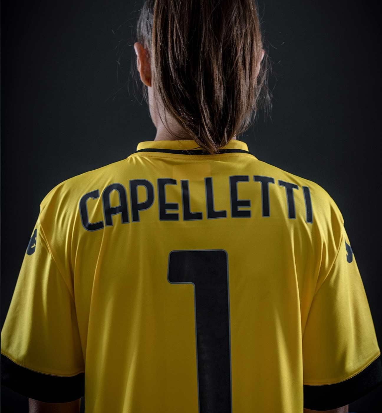 Capelletti maglia Empoli portiere