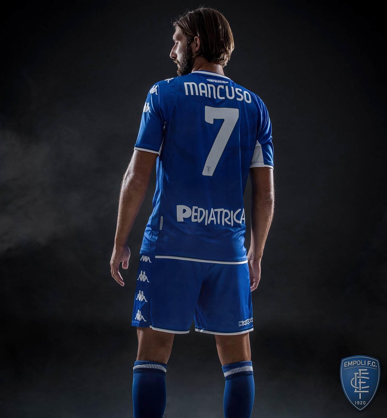 Mancuso maglia Empoli 2021-2022