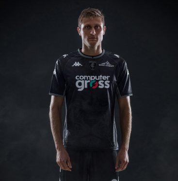 Terza maglia Empoli nera 2021-22