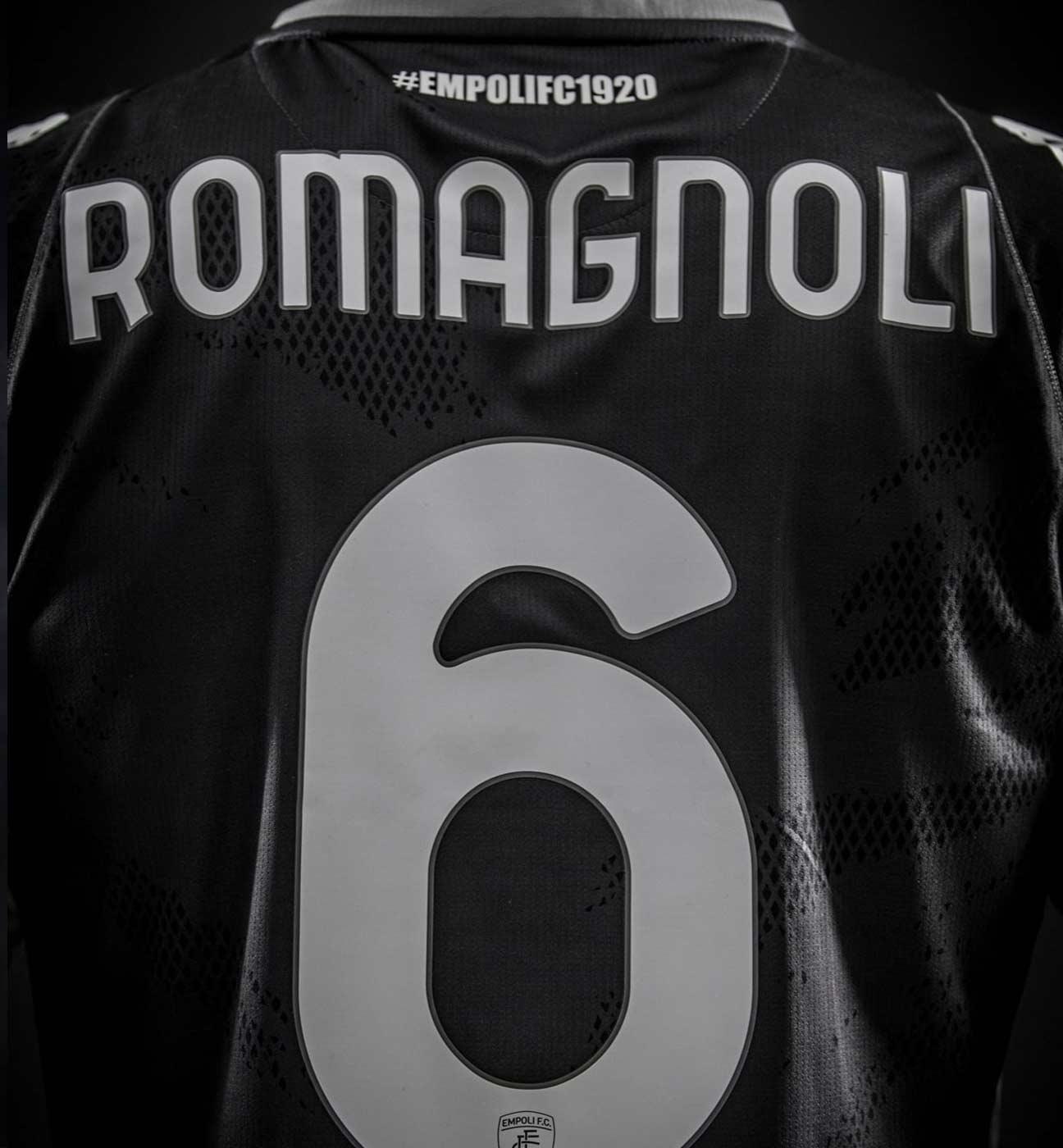 Romagnoli font Empoli