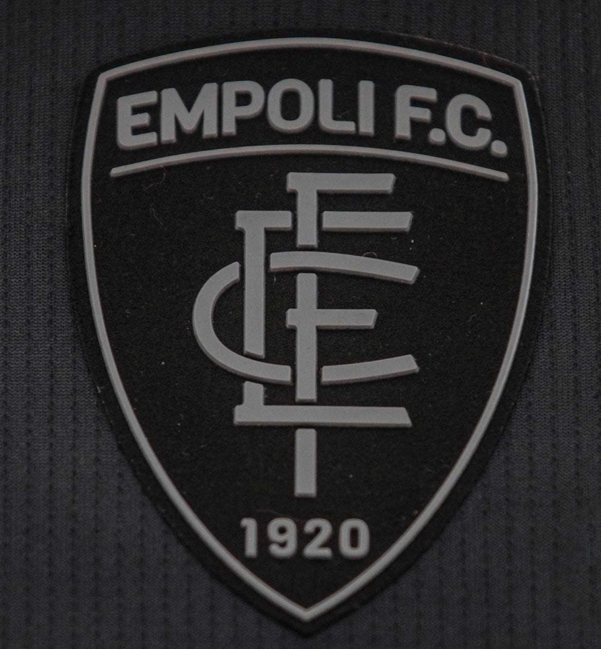 Stemma Empoli nero terza maglia