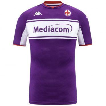 Maglia Fiorentina 2021-2022 Kappa viola