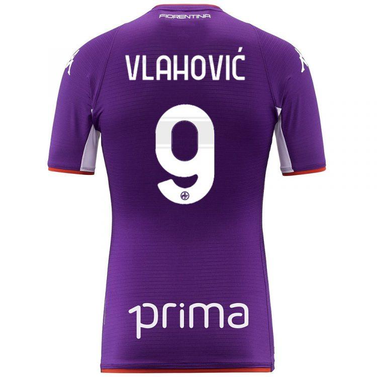 Maglia Fiorentina 2021-2022 Vlahovic 9