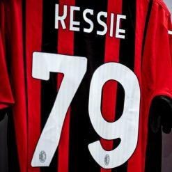 Font Kessie 79 Milan